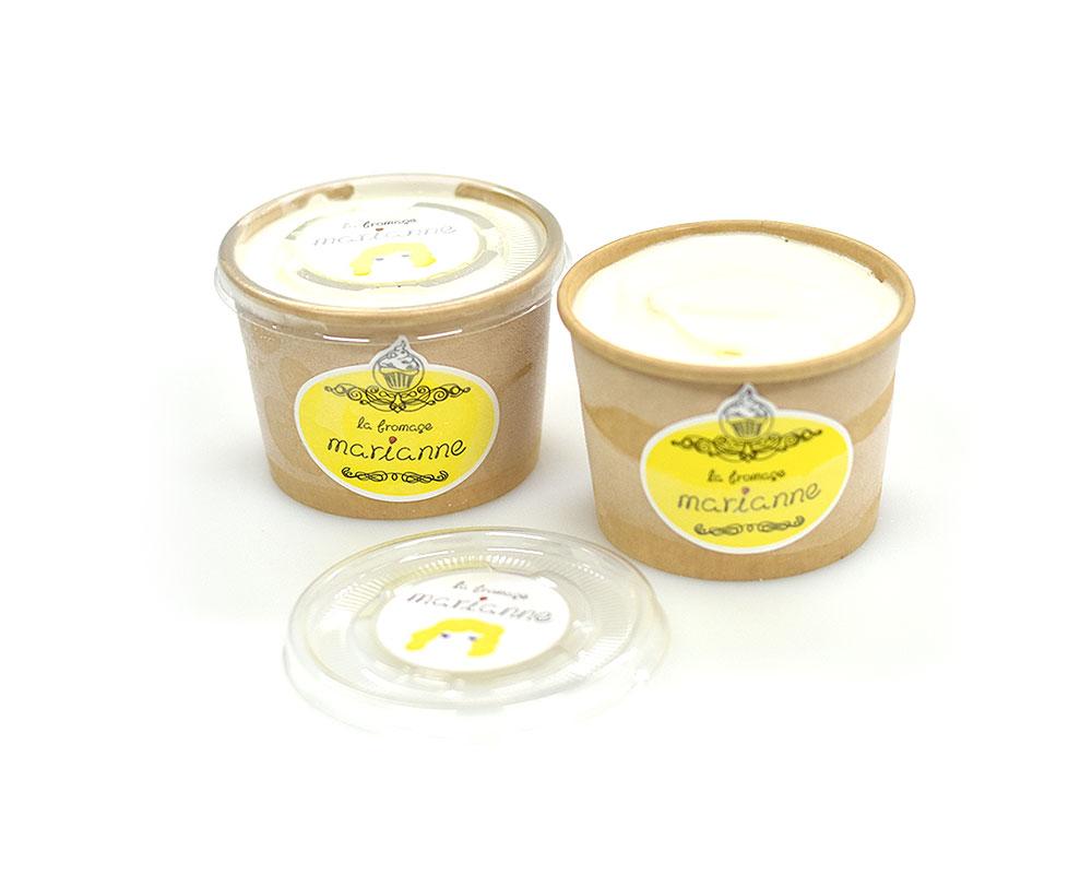 マリアンヌ|濃厚チーズアイス